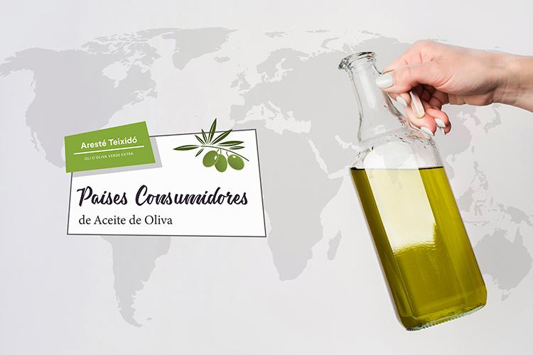 paises consumidores de aceite de oliva