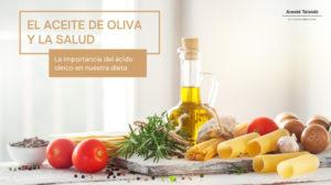 aceite de oliva y la salud