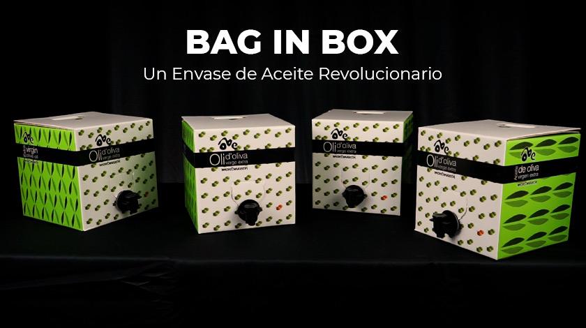 bag in box envase aceite